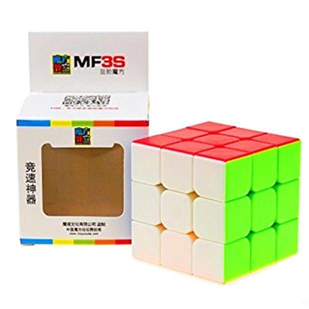 Cubo Mágico 3x3 Moyu MoFang JiaoShi MF3S