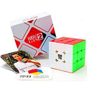 Cubo Mágico 3x3 Moyu Weilong GTS V2