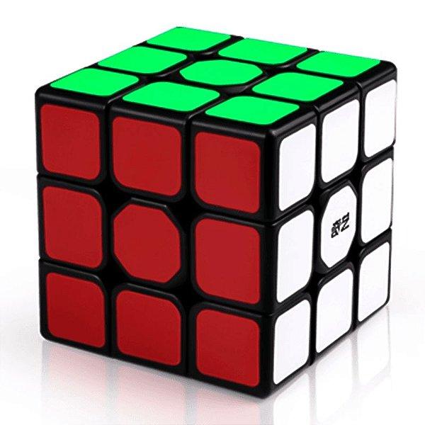 Cubo Mágico 3x3 Qiyi Sail W- Profissional