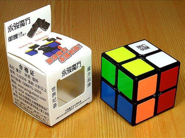 Cubo Mágico 2x2 Moyu/YJ GuanPo