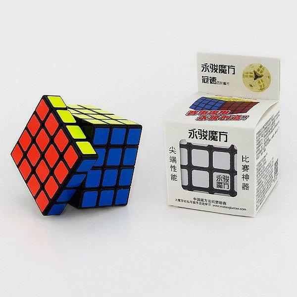 Cubo Mágico 4x4 Moyu/YJ Guansu