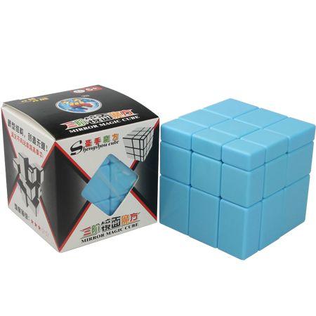 ShengShou Mirror 3x3 (azul)