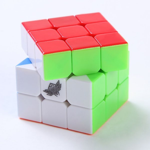 Cubo Mágico 3x3 Cyclone Boys Shaolin Popey