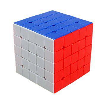 Cubo Mágico 5x5 Yuxin PurpleUnicorn