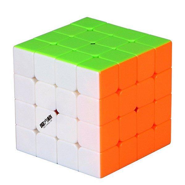 Cubo Mágico 4x4 QiYi Mini Thunderclap 6cm