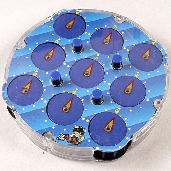 Quebra-cabeça Lingao Magic Clock