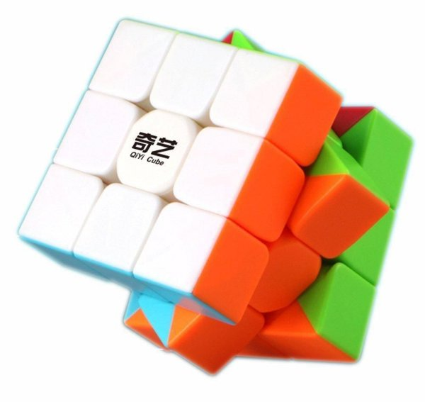 Cubo Mágico 3x3 Qiyi Warrior W