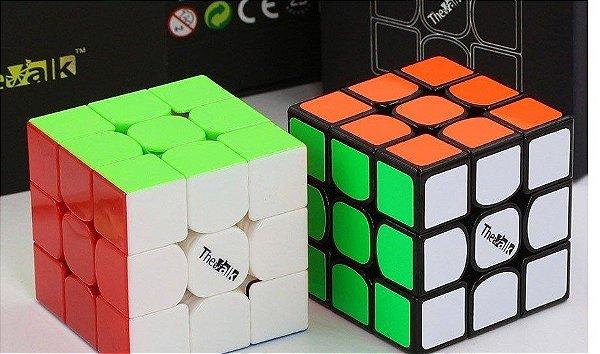 Cubo Mágico 3x3 Qiyi Valk 3