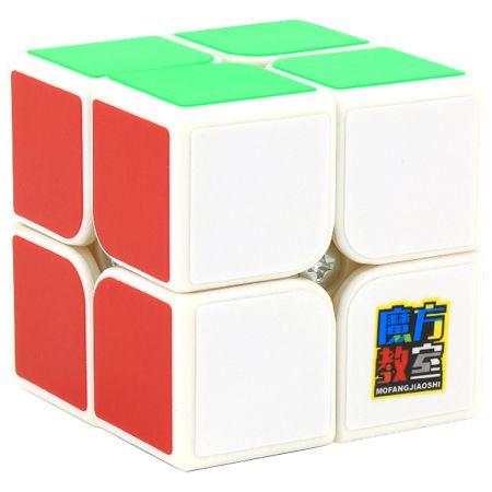 Cubo Mágico 2x2 Moyu MF2S (Branco)