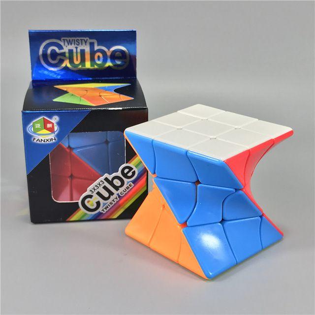 Cubo Mágico 3x3 Fanxin Twisty