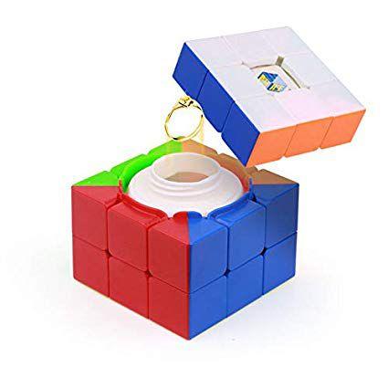 Cubo Mágico 3x3 Yuxin - Tesouro Box