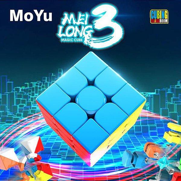 Cubo Mágico 3x3 Moyu MeiLong