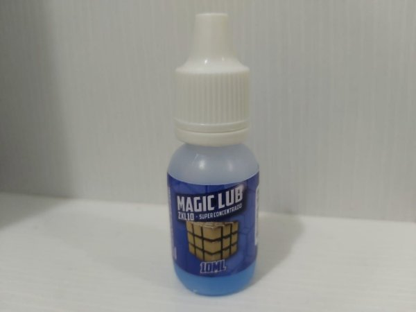 Magic-Lub | Lubrificante para Cubo Mágico