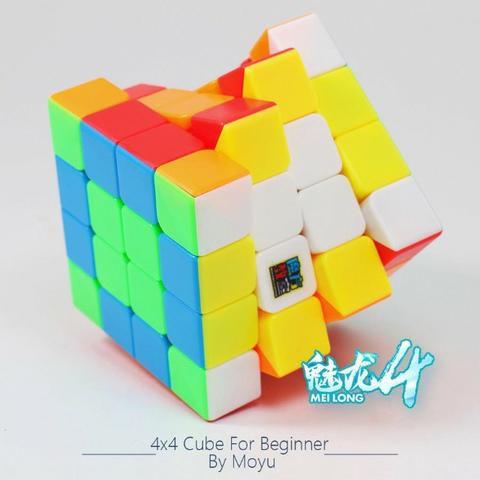 Cubo Mágico 4x4 Moyu MeiLong