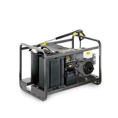 Lavadora de Alta Pressão Industrial Água Quente Karcher HDS 1000 DE Diesel