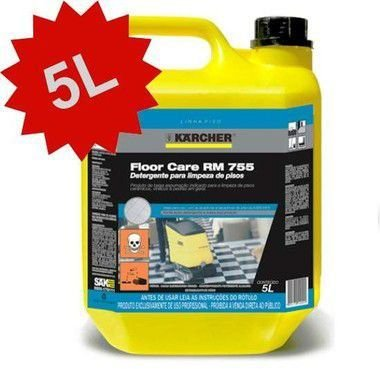 Detergente Floor Care RM 755 - Novo