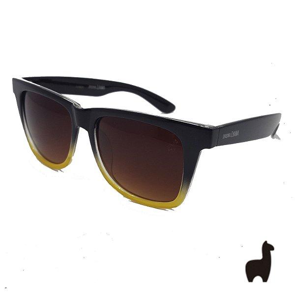 Óculos de Sol Original Lhama em Acetato CQMX72DBC