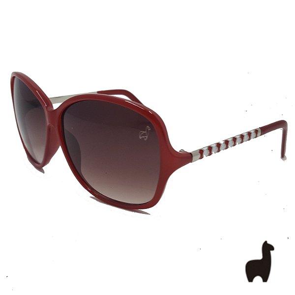 Óculos de Sol Original Lhama em Acetato VVSYX8E9M
