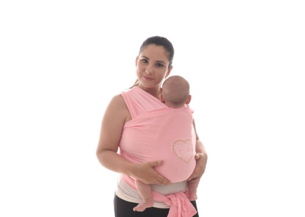 WRAP SLING - DRY SPORT DOUBLE – ROSA