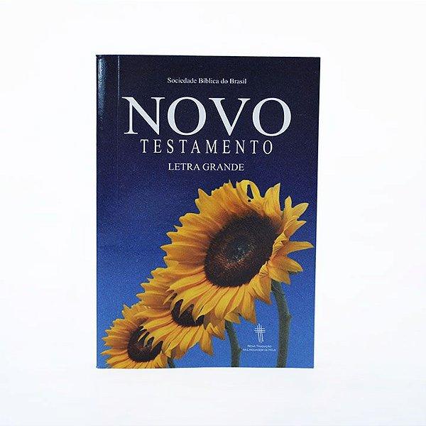 Novo Testamento Letra Grande Edição Compacta NTLH