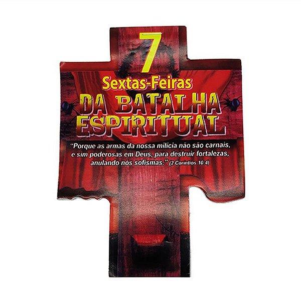 Livreto Cruz Sete Sextas-Feiras da Batalha Espiritual