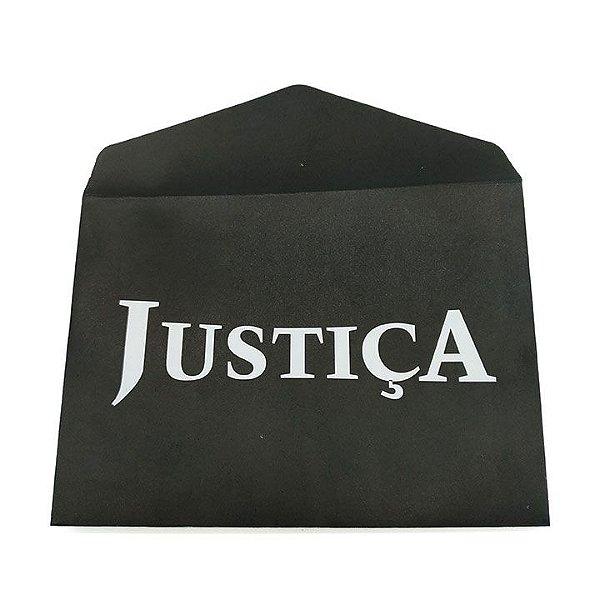 Envelope de Oferta Justiça