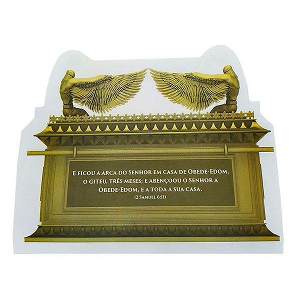 Envelope Arca da Aliança 2 Samuel 6:11