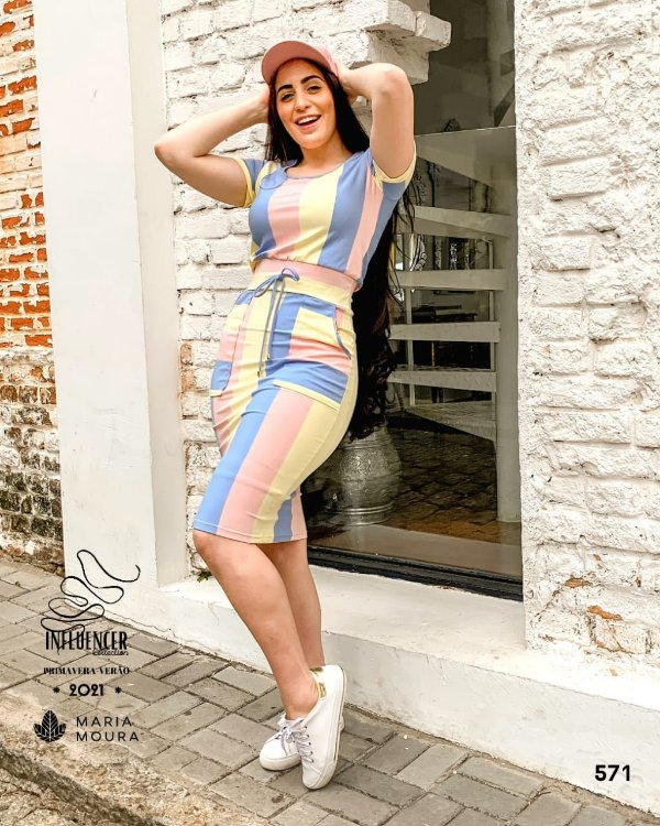 Vestido Maria Moura