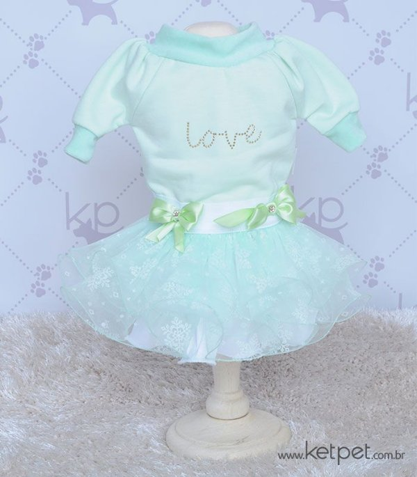 Vestido Love Maristela
