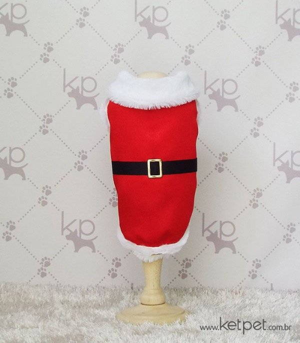 Capa Papai Noel