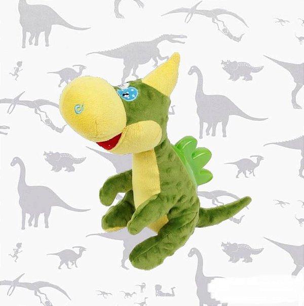 Brinquedo Dragãozinho Verde