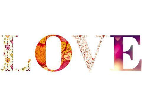Adesivo de Parede LOVE