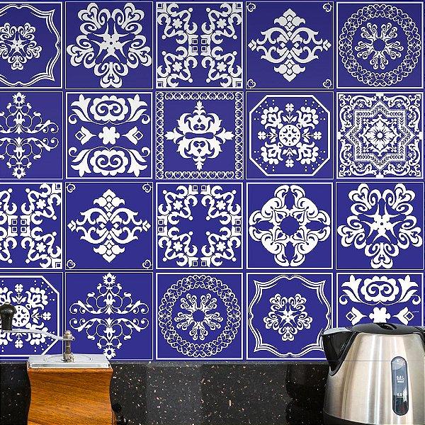 Adesivo Azulejo Provençal II