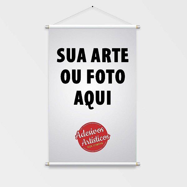 Banner em Lona Brilho 60x40
