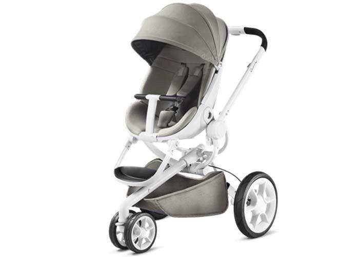 Carrinho de Bebê QUINNY Moodd Grey Gravel