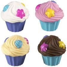 Cupcake Divertido para Banho - Munchkin