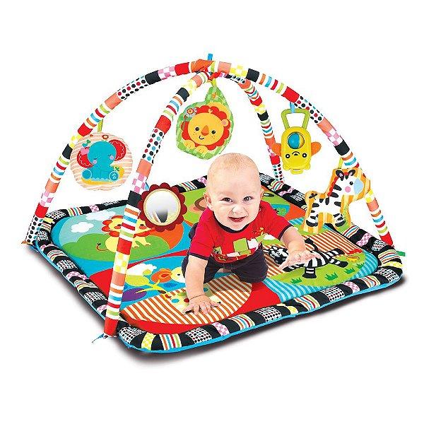 Centro de Atividades Zoop Toys - Safari