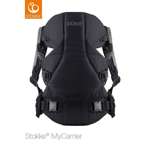 Canguru Stokke Front and Back Preto