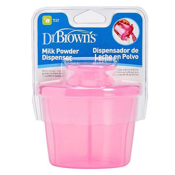 Porta Leite em Pó Dr. Brown's