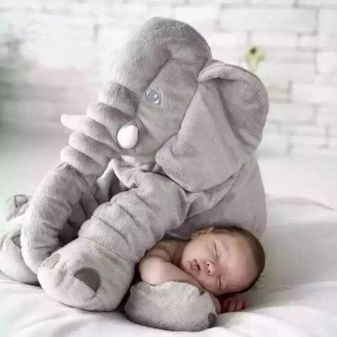 Almofada Elefante Buguinha Baby Elephant Pillow