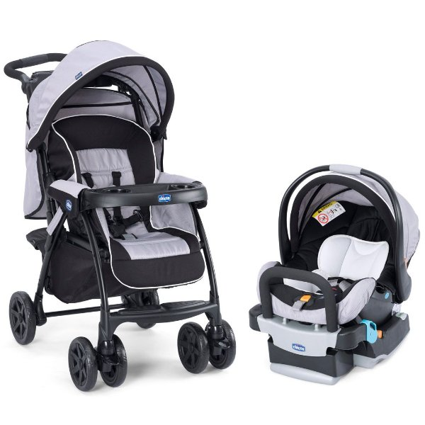 Carrinho Travel System DUO TODAY Chicco