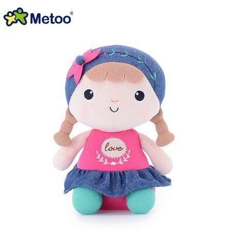 Boneca Metoo Doll Naughty Girl