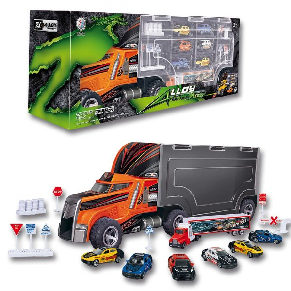 Caminhão Express Wheels Truck