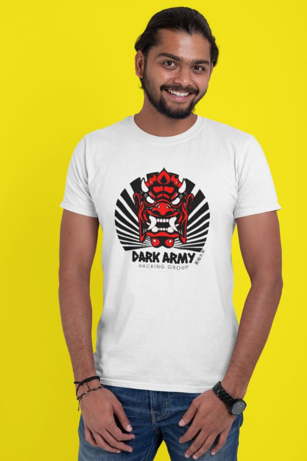 Camiseta Mr. Robot - Dark Army Hacking Group
