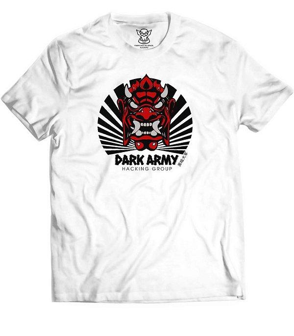 Camiseta Mr. Robot - Dark Army Hacking Group