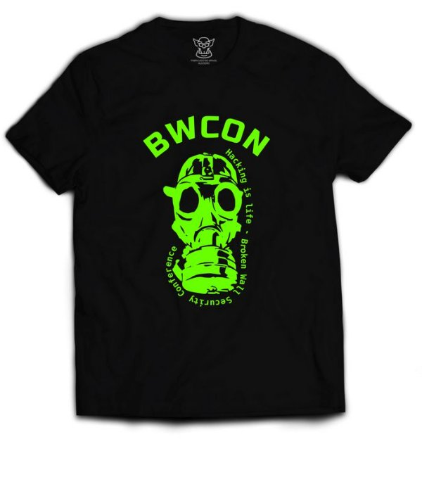 Camiseta Projeto ReturnHacking - BWCON | Broken Wall Security Conference