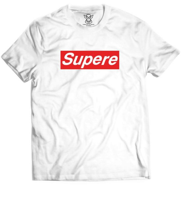 Camiseta Supreme Supere