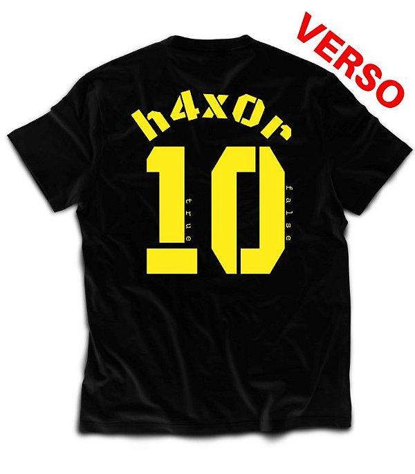 Camiseta Hacker Aggressive Hacking Club