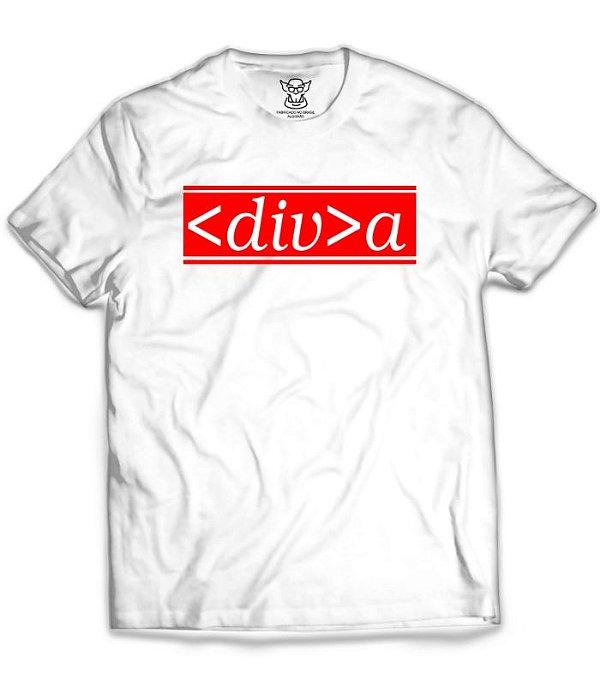 Camiseta Código Diva