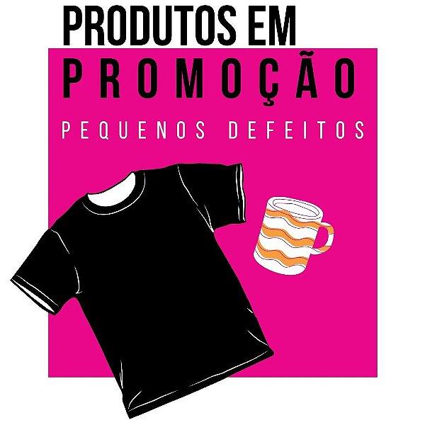 Produtos em promoção - pequenos defeitos